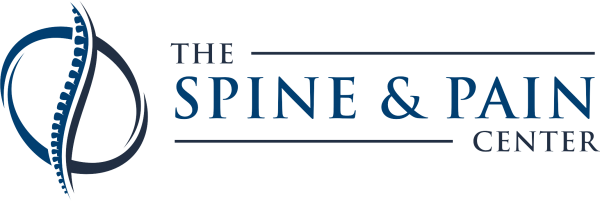 the spine and pain center logo